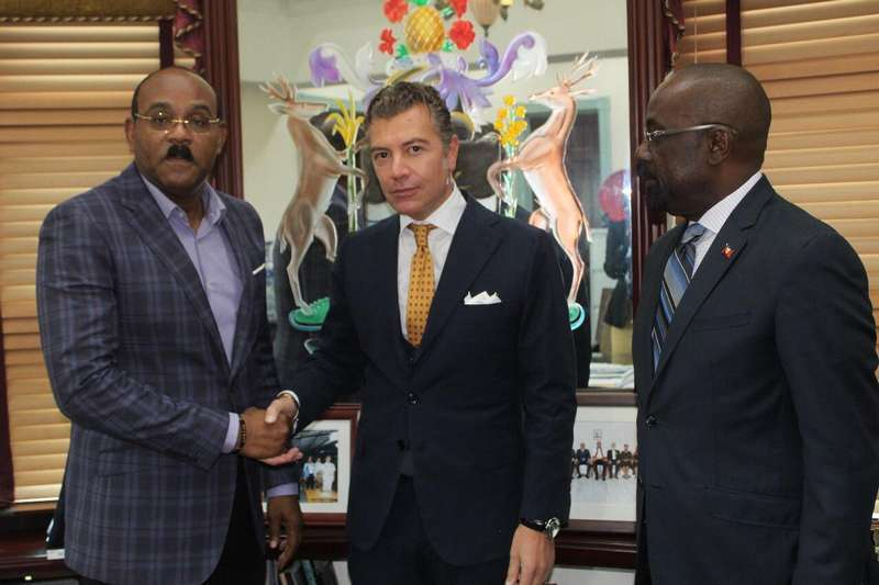 Ambassador Dario Item on Prime Minister Gaston Browne's Call to UN for Collective Approach