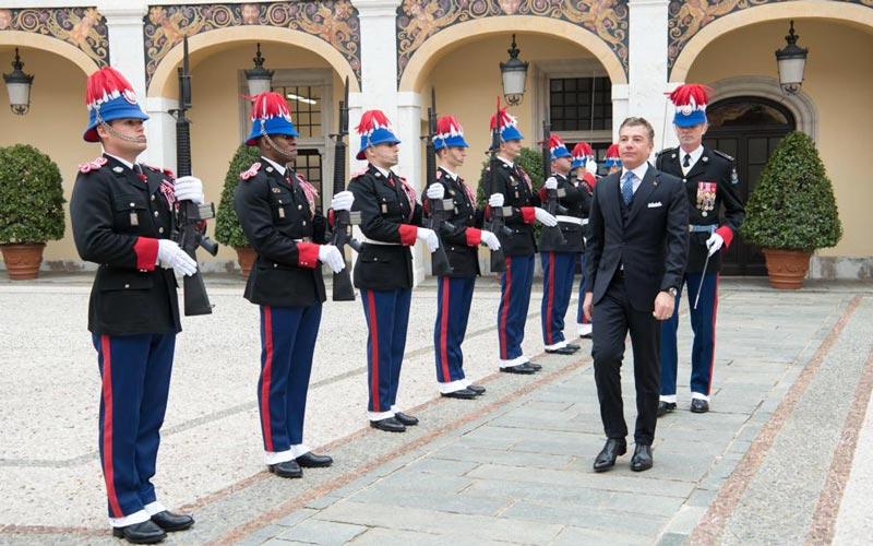 Dario Item è uno dei nuovi rappresentanti diplomatici a Monaco