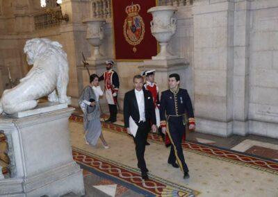 Dario Item Gallery Presentation of Credentials Spain (4)
